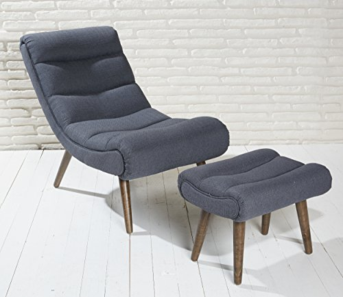 Hocker modern  Ohrensessel Mit Hocker Modern | tesoley.com